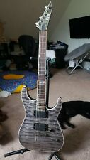 ESP LTD MH-350 NT Faded Blue FB Electric Guitar Limited Run MH350