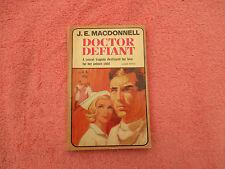 j.e.macdonnell doctor defiant horwitz 2nd ed p/b1965