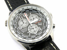 Gents Citizen Eco Drive H500-S055148 Military Chrono Watch - 100m