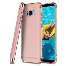 Hybrid cover Samsung Galaxy s8 Funda móvil Funda protectora, funda, bumper, protección bolsa Rose