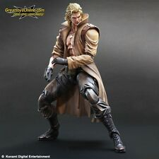 LIQUID SNAKE PLAY ARTS KAI SQUARE ENIX PRODUCTS  0662248813288 FREE SHIPPING