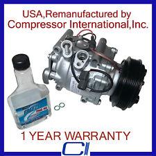 1992-1996 Prelude 2.2L,1992-1996 Prelude 2.3L OEM Reman A/C Compressor