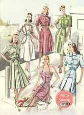 The Haslam System of Dresscutting No. 18 1940's  -  Copy