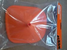 New KTM Orange Airbox Cover 85 125 250 300 350 450 500 KTM SX SX-F XC EXC XCW