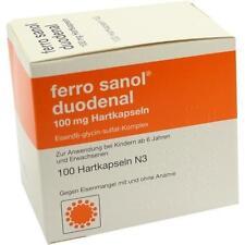 FERRO SanoL duodenali duro Kaps. M. MSR. relaz. Pell. 100st capsule rigide con magensaftr