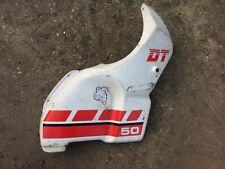 Yamaha DT50-Main Droite Panneau Latéral Carénage Capot