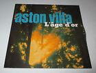 Aston Villa - l'age d'or - cd single 2 titres 1999
