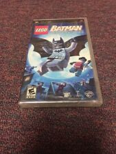 LEGO Batman The Video game (Sony PSP, 2008) Brand New