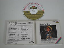 BOBBY BARE/COUNTRY AND WESTERN SUPER-HITS WITH BOBBY BARE(KARUSSELL 839 668-2)
