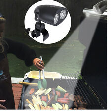 360° GrillLicht LED BBQ 10 ultrahellen Grill Lampe Beleuchtung für Grill Camping