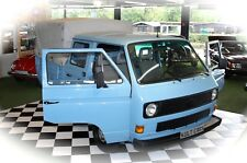 VW T3 Doka Pritsche 1.9 Diesel Oldtimer und Volkswagen Bulli Kult Retro