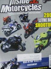 Inside Motorcycles Canadian Magazine June 2004
