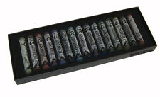 Rembrandt 'Dark Selection' Artists Quality 15 Full Length Soft Pastels