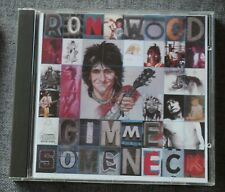 Ron Wood (rolling Stones), gimme some neck, CD