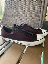 Converse Chuck Taylor All Star Ox Shoes US 10 Style 146628F