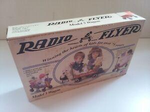 Radio Flyer Mini Red Wagon 12x7 Model 5 Dolls & Stuffed Toys New NIB USA