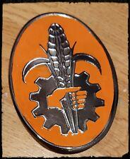Fordson Dexta Nose Cone Badge