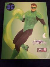 DC Gallery Diamond Select Green Lantern Diorama Gamestop Exclusive