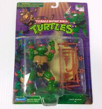Vintage TMNT Raphael Tenth Anniversary, 1998, MOC, Playmates, New