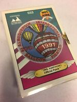 Hot Aire Trading Cards, 20th Anniversary Edition, 1991, still factory sealed