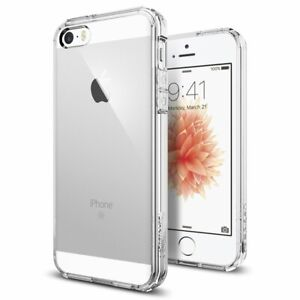 Spigen Cover iPhone 5S Cover iPhone SE / 5 Assorbimento-Urto Ultra Hybrid Cry...