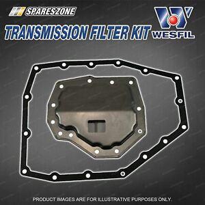 Wesfil Transmission Filter Kit for Nissan Almera N17 Micra K13 1.5 4Cyl 2010-On
