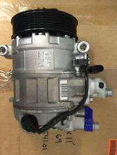 PORSCHE CAYENNE 958 OEM FACTORY GENUINE ORIGINAL EQUIPMENT AC COMPRESSOR