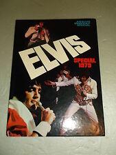 Elvis Special 1979:  original hardback in great condition