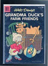 Grandma Duck's Farm Friends Four Color #763 FN Murry Alvarado