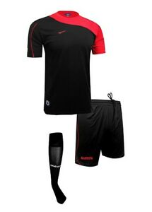 New Soccer Team Uniform Set Jersey, Shorts & Socks High Professional Quality