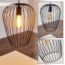 Lampe à suspension Lustre Lampe pendante Plafonnier Retro Lampe de cusine Métal