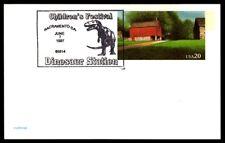 USA DINOSAURS DINOSAURIER DINOSAURE PALEONTOLOGY PREHISTORY FOSSILS FOSSIL dk47