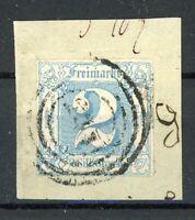 Altdeutschland Thurn + Taxis MiNr. 39 Briefstück (O349