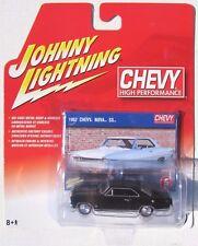JOHNNY LIGHTNING CHEVY HIGH PERFORMANCE 1967 CHEVY NOVA SS #5