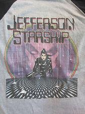 Vintage Original JEFFERSON STARSHIP 1981 Concert Shirt Size Lg True Vintage