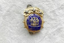 NYPD New York Police, Chief Of Manhattan South Shield Badge