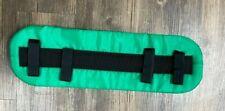 Harness Saddle Pad - Green