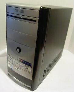 Gateway T3882 Desktop PC (Intel Celeron 2.80GHz 256MB NO HDD) Works!