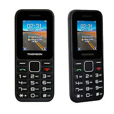 "Smartphone Thomson Tlink T11 negro 1 77"""
