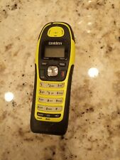 Teléfono Inalámbrico Uniden Impermeable DWX207 Sumergible sólo r1
