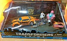 Transformers Prime First Edition NYCC Exclusive Bumblebee Arcee 2011