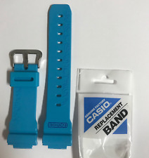 CASIO Original G-shock Watch Band GLX-5600A-2 Glossy Light Blue Strap  GLX5600