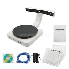 Dual Laser 3D Scanner JT-scan 2MP CMOS Image Sensor USB Interface 3D Printer #SZ