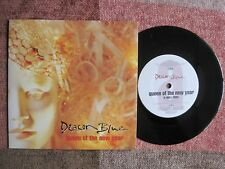 """DEACON BLUE - QUEEN OF THE NEW YEAR - 7"""" 45 rpm vinyl record"""