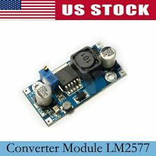 DC-DC Step-up Boost Power Supply Module Adjustable Replace LM2577  3-30v to 4-35