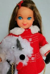 VINTAGE MATTEL BARBIE TUTTI ME AND MY DOG #3554 CHRIS & PRETTY PAIRS A BEAUTY 🎈