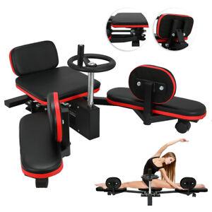 Heavy Duty Leg Stretcher Leg Stretching Machine Splits Machine Arts Gym Training