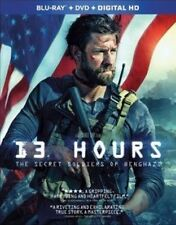 13 Hours The Secret Soldiers of Benghazi - Blu-ray Region 1 Ship