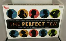 The Perfect Ten Board Game - New (Other) 100% COMPLETE