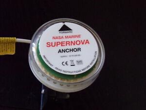NASA Supernova Anchor all round white LED light